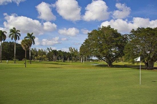 Miami Lakes, FL: Golf course