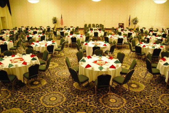 Camp Hill, بنسيلفانيا: Ballroom