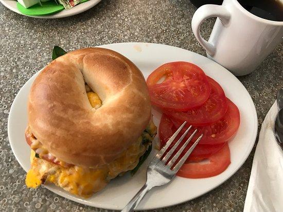 Log Cabin Cafe: photo0.jpg