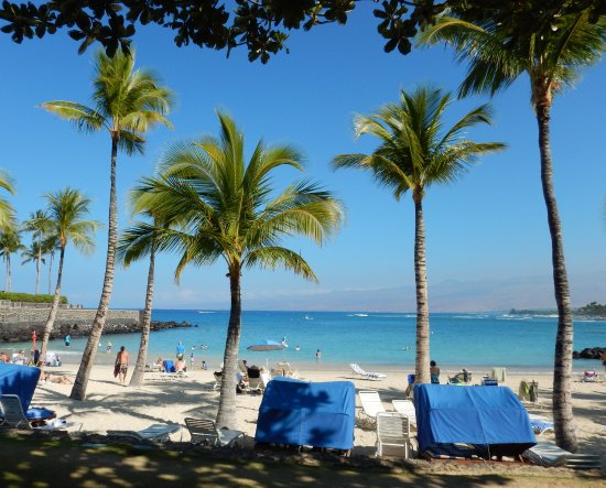 View From Napua At Mauna Lani Beach Club