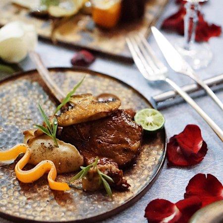 BLANCO par Mandif: Refinement of Indonesian Taste