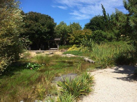 Japanese bridge picture of miyazu japanese garden for 88 garden pond drive lexington sc