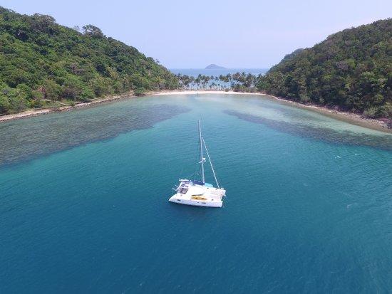 Island Spirit Sailing Thailand