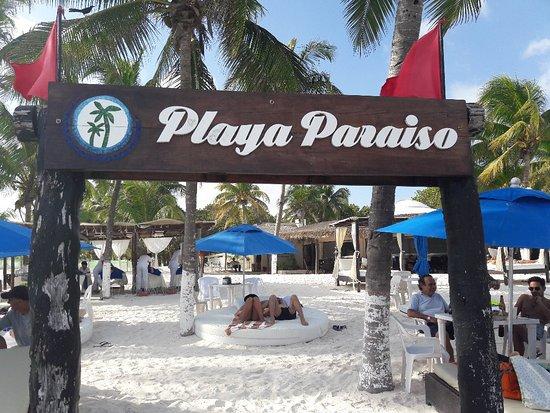 El Paraiso Restaurant and Beach Club: 20180212_162717_large.jpg