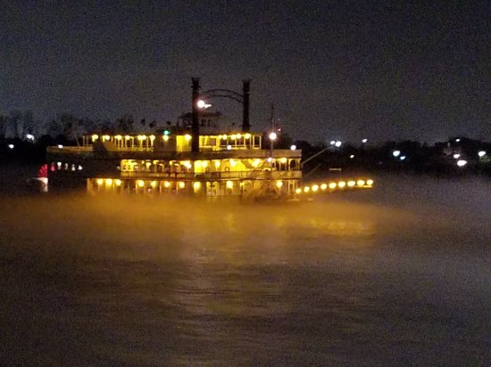 Steamboat Natchez Food Reviews