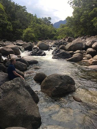 Daintree Region, Australia: Mossman Gorge