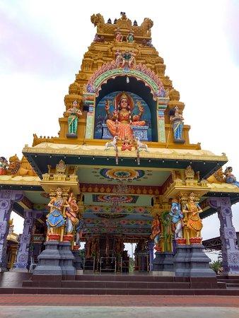 sri maha mariamman temple, paloh