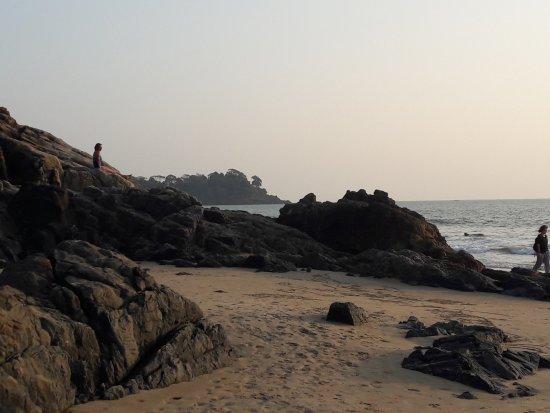 Patnem beach trip