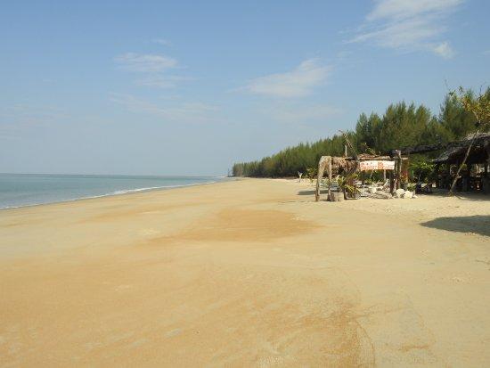Ko Kho Khao, Thailand: The beach