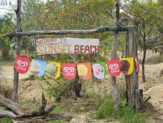 Ko Kho Khao, Thailand: Welcome.....