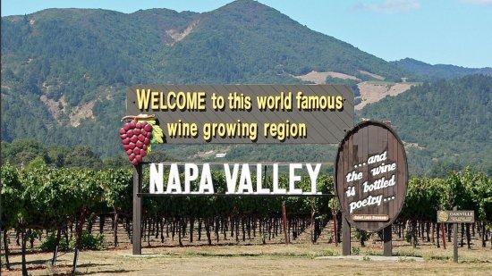 San José, CA: Gateway to World Famous Napa Valley.