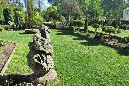 The Stelmaheri Family Garden of Stones