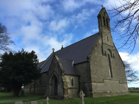 East Riding of Yorkshire, UK: St Nicholas Church Grindale