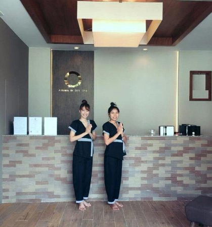 Aroma in Zen Spa