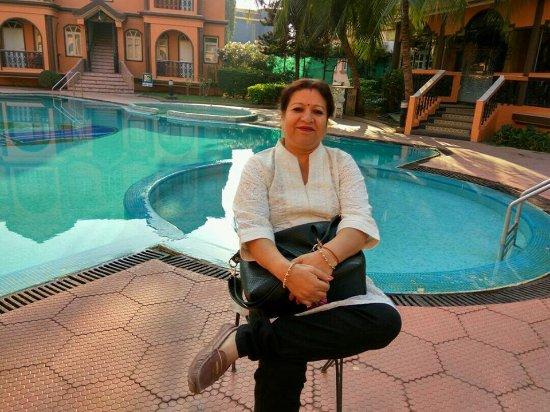 Hotel Kohinoor: neat & clean pool