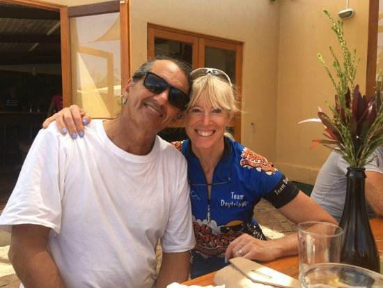 Daytrippers founders Di and Steve Thomas