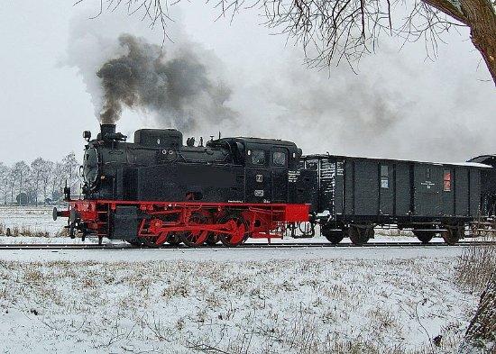 Historische Kleinbahn Jan Harpstedt