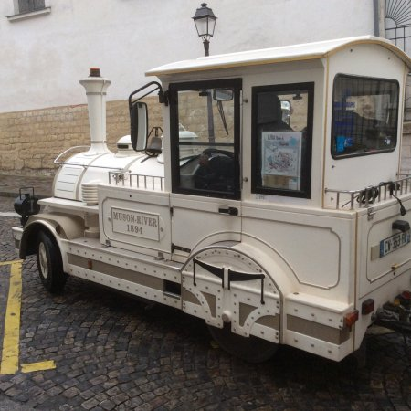 The Little Train of Montmartre (Le Petit Train de Montmartre) : photo0.jpg