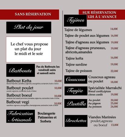 La berb re perpignan restaurant avis num ro de - Mobile ch perpignan fr ...