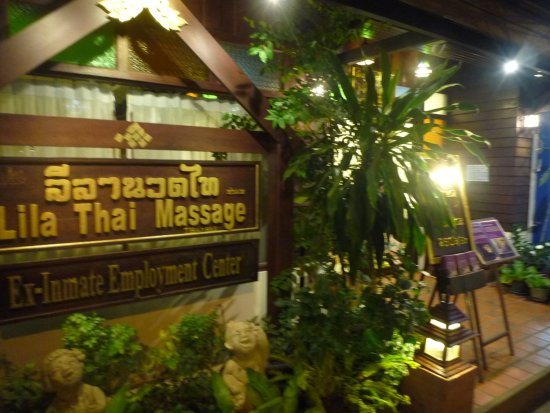 Lila Thai Massage - Phra Singh