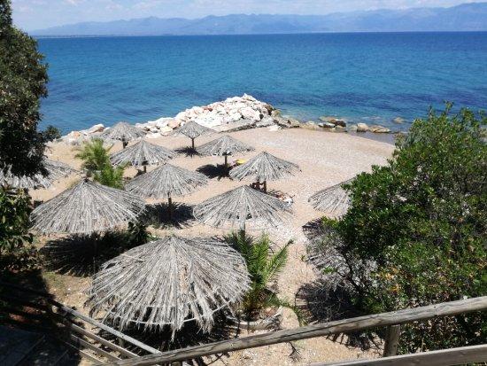 Petalidi, Greece: Paradis
