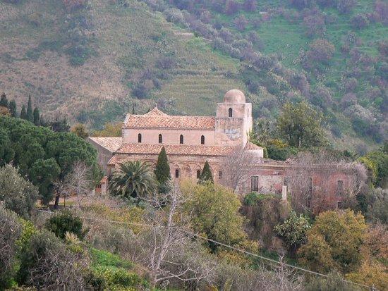 Itala, Italien: Vista dalla frazione Croce