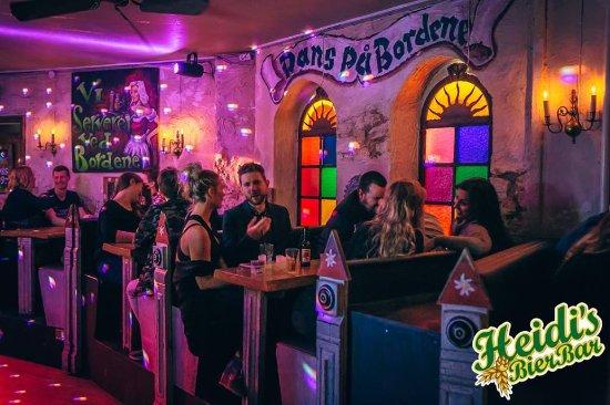 Heidis Bier Bar Jyväskylä