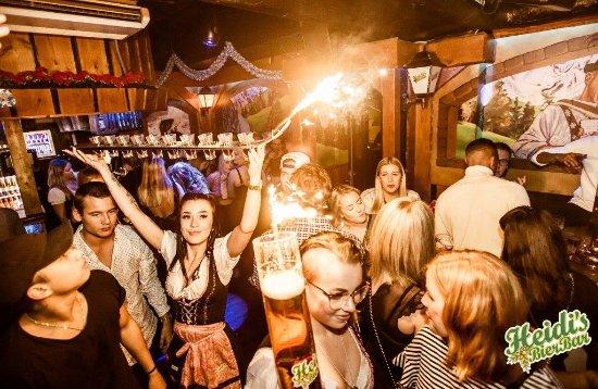 Копенгаген (столичная область), Дания: Heidi's Bier Bar