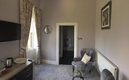 Mellington, UK: Executive room to En Suite