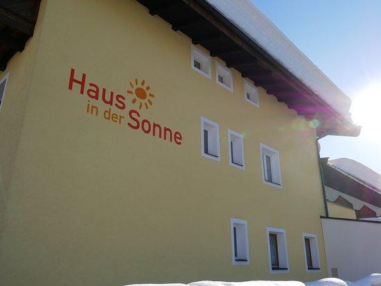 Pension Haus In Der Sonne