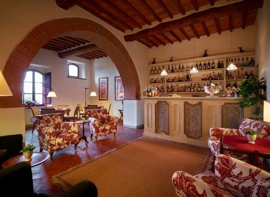 Pianella, Italy: Ristorante LA COLONNA - LOUNGE BAR @HOTEL LE FONTANELLE