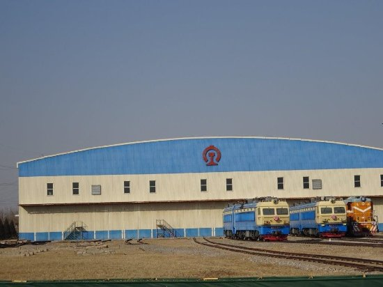 Foto de China Railway Museum Dongjiao