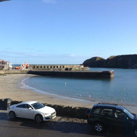 Ship Inn: What a view