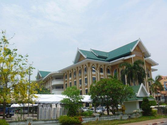 Lao National Cultural Hall