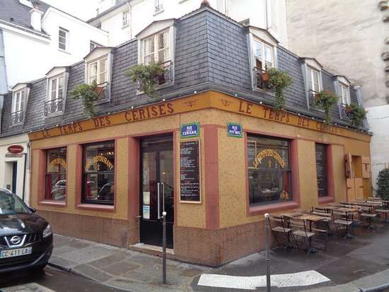La Cerisaie Paris  Restaurant