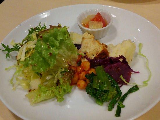 Bistro 4 Quatre Hommachi: ビストロ 4-キャトル 本町 ランチの前菜
