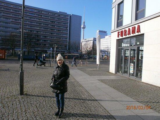 Ibis Budget Berlin Alexanderplatz صورة فوتوغرافية