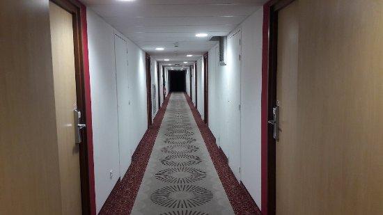 基里亞德蒙彼利埃高級飯店張圖片