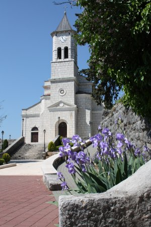 Vrgorac, Croatia: The Church Of Annunciation Of The Blessed Virgin Mary