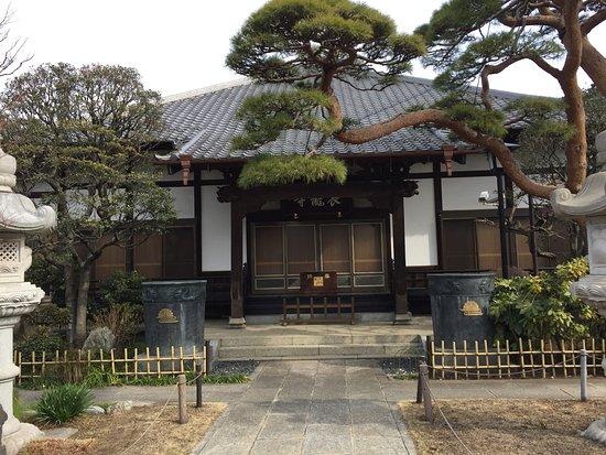 Choryu-ji Temple