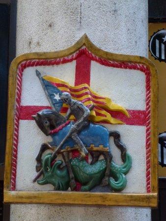 Patronat Call de Girona: Интересная геральдическая тема