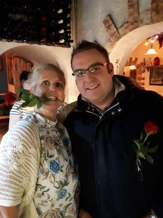 Sokrates Taverna - Horwich: such a good night for Valentine's day