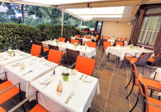 Regensdorf, Suisse : Terrasse