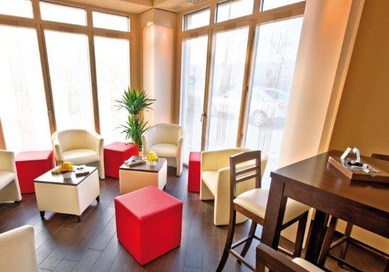 Regensdorf, Suisse : Smokers Lounge