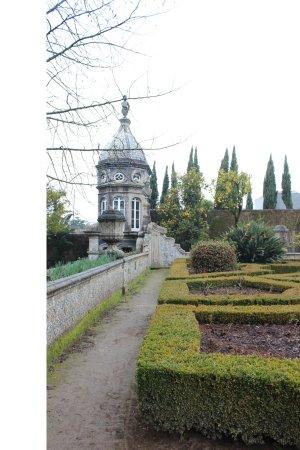 Museu dos Biscainhos: Jardim