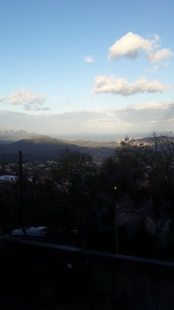 Lanusei, İtalya: Camera , bagno, panorama