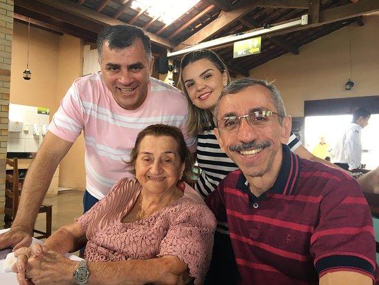Lagoa Seca, PB: Família