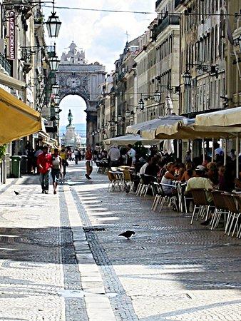 Lisbon - Rua Augusta 2003