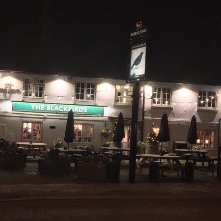Flitwick, UK: Blackbirds 2018 newly refurbished