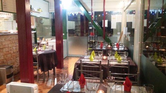Nouvelle décoration pour notre salle de restaurant - Picture of ...